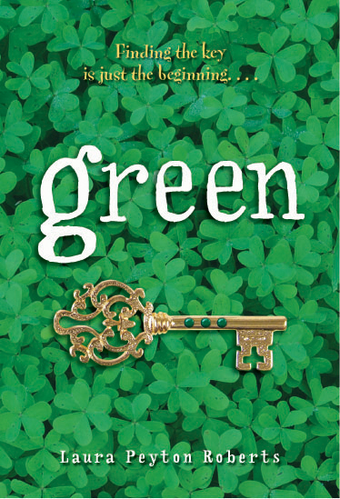 Green by Laura Peyton Roberts, paperback edition